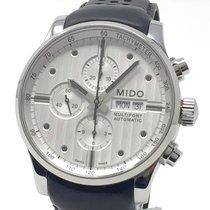 Mido Multifort Chronograph Stahl 44mm Silber Deutschland, Berlin