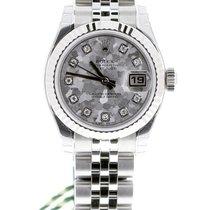 Rolex Lady-Datejust Acier 26mm Gris Belgique, Antwerp