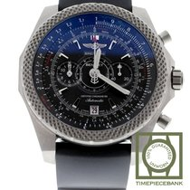 Breitling Bentley Supersports Titanio 49mm Negro