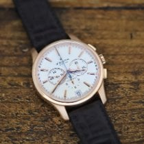 Zenith Captain Chronograph 18.2111.400/01.C498 Very good Rose gold 42mm Automatic United Kingdom, Cheshire