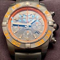 Breitling Chronomat 44 Raven Acero 44mm Negro Sin cifras
