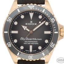 Edox Steel 45mm Automatic 80115 new