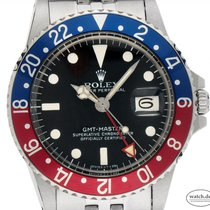 Rolex GMT-Master 1675 Pepsi Pink Automatic Matte Mark II c.... for $15,950  for sale from a Trusted Seller on Chrono24