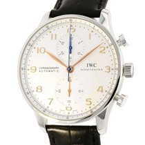 IWC Portuguese Chronograph IW371445 2016 usados