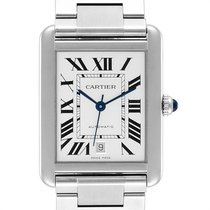 Cartier Tank Solo W5200028 pre-owned
