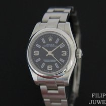 Rolex Oyster Perpetual 26 Steel 26mm Black