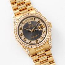 Rolex Day-Date Geelgoud 36mm Arabisch Nederland, Heerlen