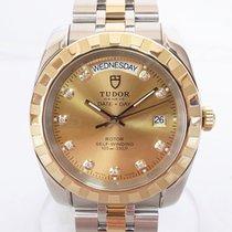 Tudor Classic Acero y oro 40mm Champán