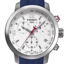 Tissot PRC 200 nouveau 2020 Quartz Chronographe Montre avec coffret d'origine et papiers d'origine T0554171701702