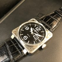 Bell & Ross Steel 46mm Automatic BR01-96 pre-owned