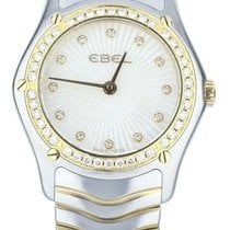 Ebel Wave Gold/Steel 27mm Mother of pearl United States of America, Illinois, BUFFALO GROVE