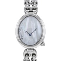 Breguet Reine de Naples Steel 27.3mm Mother of pearl