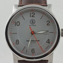 Bogner Time Steel 40mm Automatic pre-owned