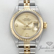Rolex Lady-Datejust Very good Gold/Steel 26mm Automatic