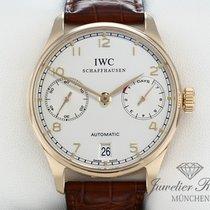 IWC IW500101 Oro rosado Portuguese Automatic 42mm usados