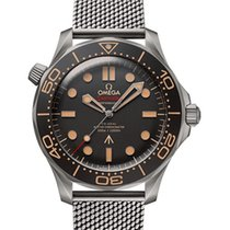 Omega Seamaster Diver 300 M 210.90.42.20.01.001 2019 nuevo