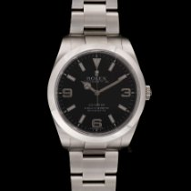 Rolex Explorer 214270 New Steel Automatic