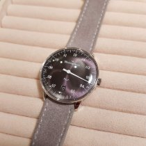 Meistersinger Neo 1Z new 2015 Quartz Watch with original box and original papers NE907
