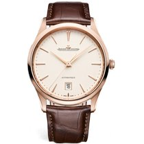 Jaeger-LeCoultre Master Ultra Thin Date Rose gold 39mm White No numerals United Kingdom, London
