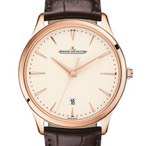 Jaeger-LeCoultre Master Ultra Thin Date Roségold 40mm Keine Ziffern