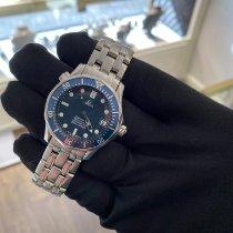 Omega Seamaster Diver 300 M 2551.80.00 Gut Stahl 36mm Automatik Schweiz, Basel