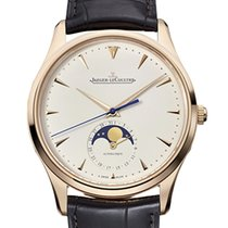 Jaeger-LeCoultre Master Ultra Thin Moon Roségold 39mm Keine Ziffern