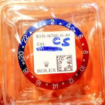 Rolex GMT Master 16700, 16710 16760 Pepsi graduated Bezel insert new