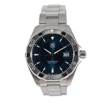 TAG Heuer Steel 41mm Quartz Aquaracer pre-owned