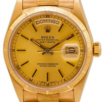 Rolex Day-Date 36 18078 1987 occasion