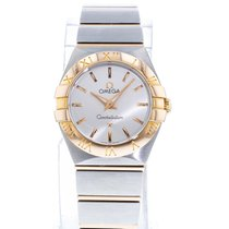 Omega Constellation Quartz 123.20.24.60.02.001 2010 occasion