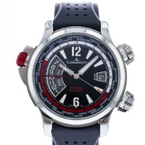 Jaeger-LeCoultre Master Compressor Extreme W-Alarm Steel 46.5mm Black United States of America, Georgia, Atlanta