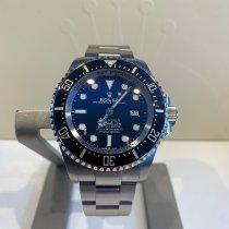 Rolex 126660 Stahl 2019 Sea-Dweller Deepsea 44mm gebraucht Deutschland, Ettlingen