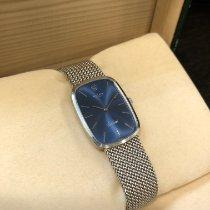 Rolex Cellini White gold 26mm Blue