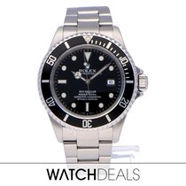 Rolex Sea-Dweller 4000 16600 2007 rabljen