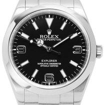 Rolex Explorer 214270 2013 gebraucht
