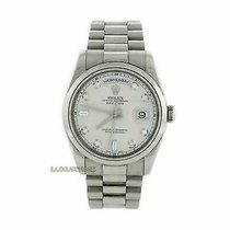 Rolex Day-Date 36 118206 2000 pre-owned
