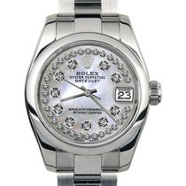 Rolex Lady-Datejust 179160 2010 occasion