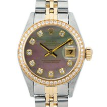 Rolex Lady-Datejust 6917 1980 occasion
