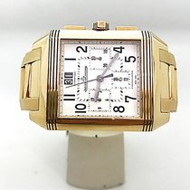 Jaeger-LeCoultre Reverso Squadra Chronograph GMT 230.2.45 2009 pre-owned