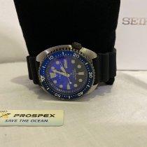 Seiko Prospex Ocel 45mm Modrá Bez čísel