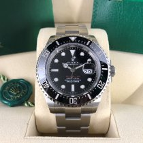 Rolex Sea-Dweller Steel 43mm Black No numerals United States of America, Illinois, Springfield