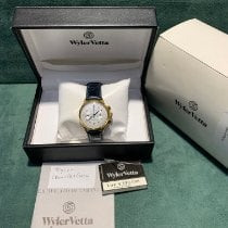 Wyler Vetta Yellow gold 34mm Manual winding Wyler Biarritz 1145770016 pre-owned