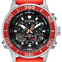 Citizen Promaster new Quartz Watch with original box and original papers JR4061-00F