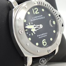 Panerai Luminor Submersible Steel 44mm Black Arabic numerals United States of America, Florida, Boca Raton