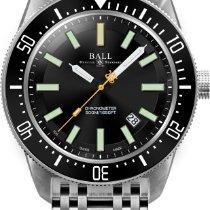Ball Engineer Master II Skindiver Steel 43mm Black No numerals United States of America, Massachusetts, Boston