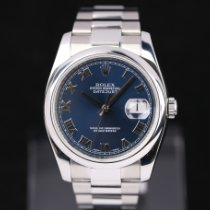 Rolex Datejust 116200 2007 brugt
