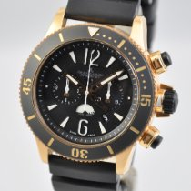 Jaeger-LeCoultre Master Compressor Diving Chronograph GMT Navy SEALs Rose gold 46.3mm Black United States of America, Ohio, Mason