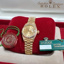 Rolex 69178 Yellow gold 1986 Lady-Datejust 26mm pre-owned United States of America, California, Los Angeles