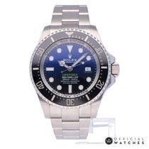 Rolex Sea-Dweller Deepsea Azul