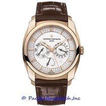 Vacheron Constantin Quai de l'Ile Rose gold 41mm Silver Arabic numerals United States of America, California, Newport Beach